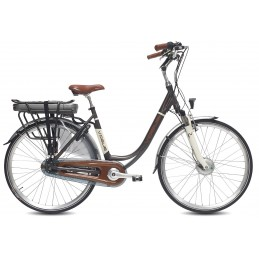 VOGUE REMIUM DAMES BRUIN 7 SPEED