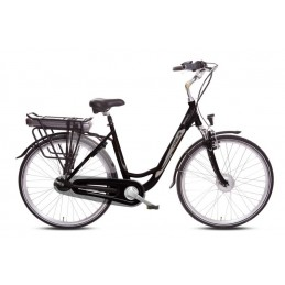 VOGUE BASIC  EBIKE ZWART 3 VERSN