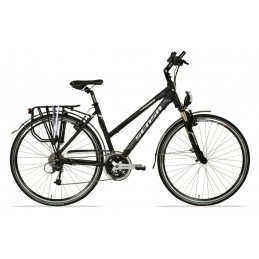 SENSA CROSS TRAVEL DEORE MIX M ZWART D53CM