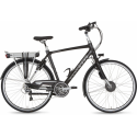 GAZELLE ULTIMATE T3I H55 CARBON/ROYAL SILVER H30