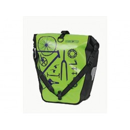 TAS ACHTER BACK ROLLER DESIGN F5463 LIME-BLACK PAR