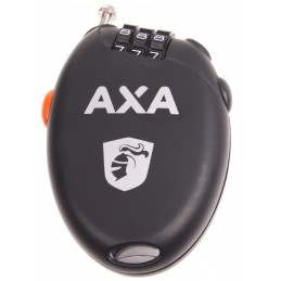 AXA CIJFERSLOT ROLL RETRACTABLE 1,6