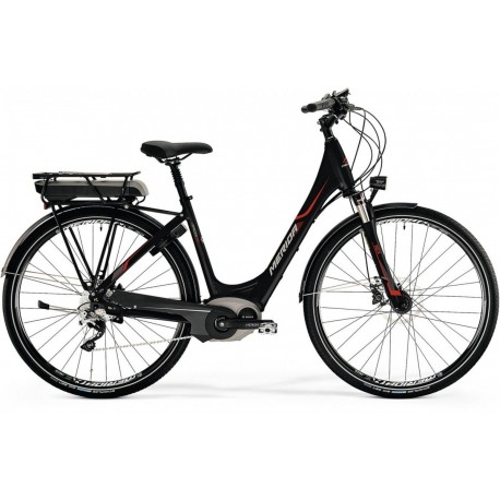 MERIDA E-SPRESSO CITY 510 EQ BLACK/RED/WHITE 48CM