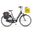 MULTICYCLE LIMITED DLI57  EM 8SPEED ZWART