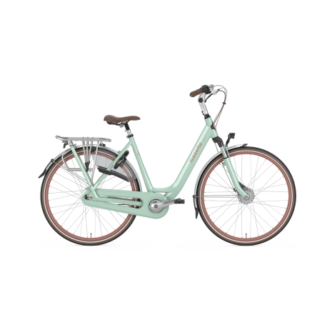 GAZELLE ORANGE C7+ L53 PALE GREEN T7