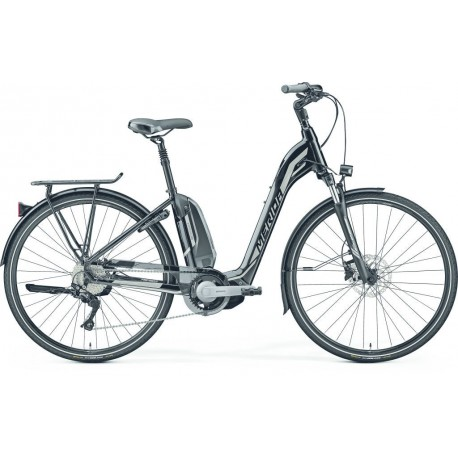 MERIDA E-SPRESSO CITY 300 BLACK/SILVER M 49CM