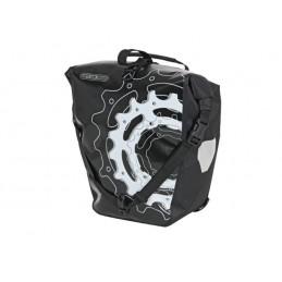 TAS ACHTER BACK ROLLER DESIGN F5461 BLACK QL2.1 CH