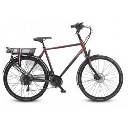 SPARTA R20I H57  BLACK/RED MAT