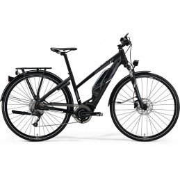 E-SPRESSO TOUR  300EQ MATT BLACK/GREY/WHITE L 56CM