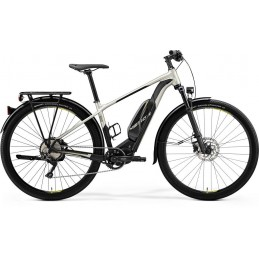 MERIDA E-BIG NINE 600 EQ MATT TITA/BLACK/ L 48CM