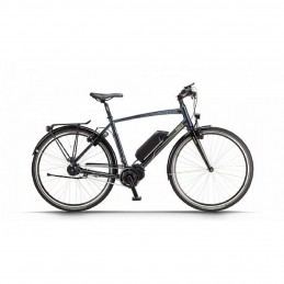 DID CITY N8 DI2 H53 SATIN BLACK 418W