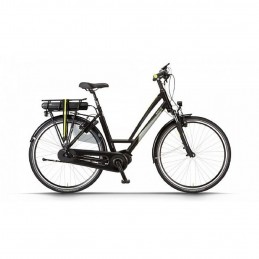 DID CITY N8 DI2 D53 SATIN BLACK 400W