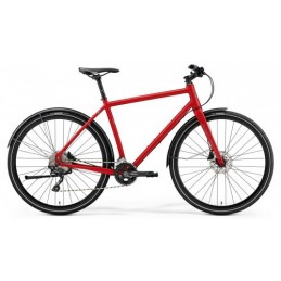 MERIDA CROSSWAY URBAN 500 HEREN MATT RED