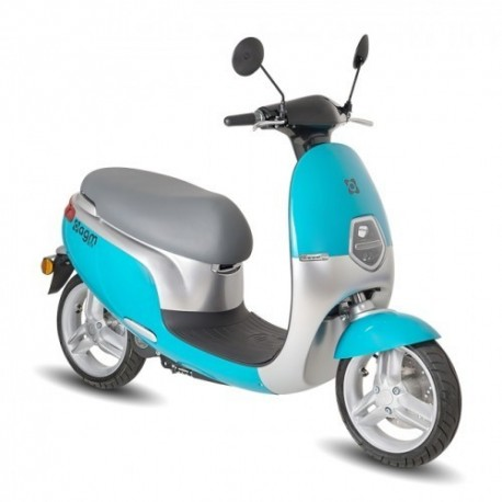AGM ECO SCOOTER BLAUW