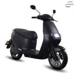 E scooter S2 A30  45km mat zwart