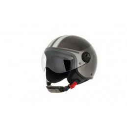 HELMET SYM DECO LIGHT BROWN GLANS M