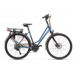 Sparta R20i incl. 600wh Dames 48cm Greyblue matte 20 2020