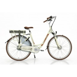 VOGUE  E BIKE  BASIC MAT CREME  D50 3VERNS