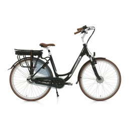VOGUE  E BIKE  BASIC MAT ZWART/BRUIN D50 3VERNS