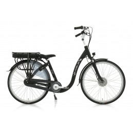 VOGUE E-BIKE, COMFORT, 7SP SHIMANO, 46CM,