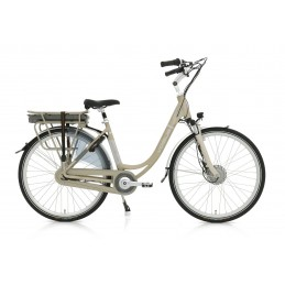 VOGUE E-BIKE, PREMIUM, 7SP SHIMANO, 48CM, CHAMPAGN
