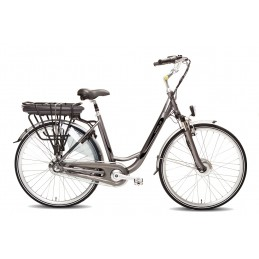 VOGUE  E BIKE  BASIC MAT GRIJS  D50 3VERNS