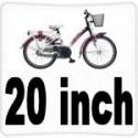 20 INCH KINDERFIETS
